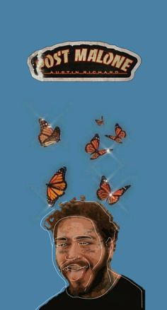 Post malone - Aesthetic for Beauty Aesthetic Images, Aesthetic Backgrounds, Blue Aesthetic, Aesthetic Iphone Wallpaper, Aesthetic Wallpapers, Post Malone Lyrics, Post Malone Quotes, Photo Wall Collage, Picture Wall
