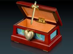 Evil Queen's Heart Box