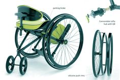 Cannondale Lefty, Body Tech, Manual Wheelchair, Mobility Aids, Spinal Cord Injury, Medical Art, Drive Wheelchairs, Cool Stuff, The Originals