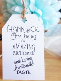 Nurses Week Quotes Discover Thank you Tags business branding tags for handmade items Items tags Pack of 50 Paper tags craft supplies Thank you paper Tags Seller tags Message Tags by InkonPaperDesign Thank You Messages, Thank You Tags, Thank You Customers Quotes, Business Branding, Corporate Branding, Business Thank You Notes, Small Business Quotes, Business Names, Thank You Card Template