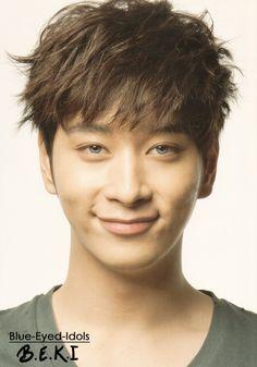 BLUE EYED K-POP IDOLS: #174 Hwang Chansung - 2PM