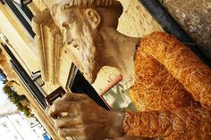 Discovering the ancient art of 'cartapeste' in Lecce, a city in Puglia