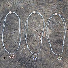 """www.weiskoenig-jewelry.de  """"petite fleur"""" Diffusorkette - bringe deine Kette zum Duften mit natürlichen Ölessenzen"""
