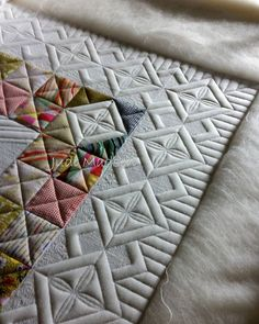 One more sample after this and I'm almost ready to film my next classes. Long Arm Quilting Machine, Machine Quilting Designs, Longarm Quilting, Free Motion Quilting, Hand Quilting, Quilt Boarders, Quilting Tutorials, Quilting Ideas, Modern Quilting