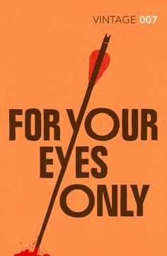 The paperback covers are designed by publisher Random House's in-house team to emphasise the cool sophistication of Ian Fleming's ubiquitous agent 007 and to evoke the heritage and era without appearing dated. For many, Bond's contemporary image is closely aligned with the movies, yet the novels vividly evoke the setting and atmosphere of the period - and the covers reflect this distancing from the film franchise.