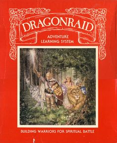 role playing game, a Christian alternative to Dungeons and Dragons. WordRunes (Bible verses) that could accomplish certain things in the game.