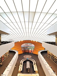 Some of the coolest libraries in the world