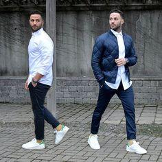 black mens fashion dark blue - Pesquisa Google
