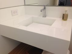 white sink and cabinet combo bathroom - Google Search