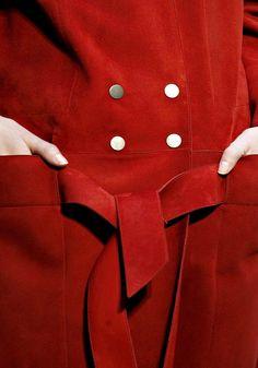 Hermès, prêt à porter automne-hiver 2012-2013.