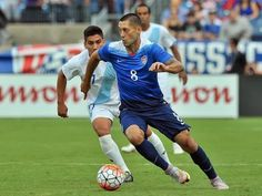 Soccer Match - Guatemala vs. USA