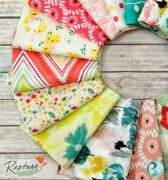 See you at Quilt Market! | #rapturecollection #fabric #quiltmarket #patbravo