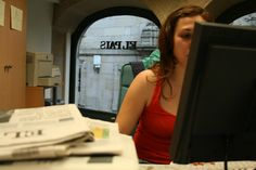 I worked for the best newsroom ever: El País Galicia (RIP, as many many other media). Photo taken july 2009. Santiago de Compostela, Spain. #journalism