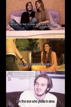 Pigeon dating sim pewdiepie and marzia