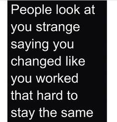 Transform yourself