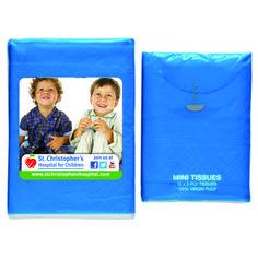 St. Christopher's Hospital for Children Tissue Packs