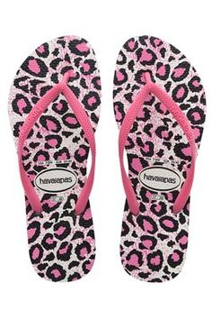 3f0ba34a5 Buy Havaianas® Slim Luna Animal Flip Flop from the Next UK online shop