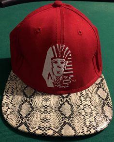 Last Kings Snakeskin Strapback Hat   As Seen On Tyga   by CoryCranksOutHats  on 3c3dc195c2a8
