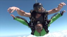 Eddie and Cathy's Skydiving Adventure From Julie & Friends!