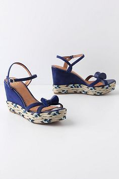 Lovely anthro wedges!