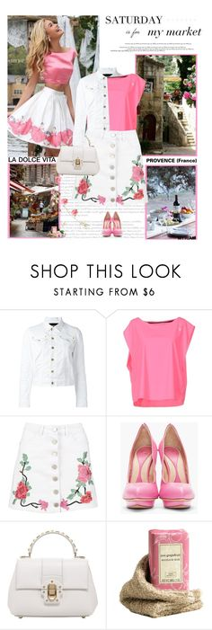 """""""each saturday is for my market"""" by lovemeforthelife-myriam ❤ liked on Polyvore featuring Dsquared2, Dolce Vita, Freddy, Boohoo, McQ by Alexander McQueen and Dolce&Gabbana"""