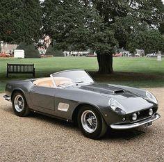 Ferrari 250 GT SWB unknown by gentlemaninspiration