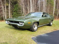 Displaying 1 - 15 of 33 total results for classic Plymouth GTX Vehicles for Sale. Plymouth Gtx, They See Me Rollin, Dodge Chrysler, Mopar Or No Car, Road Runner, Dodge Charger, Muscle Cars, Cars For Sale, Hot Rods