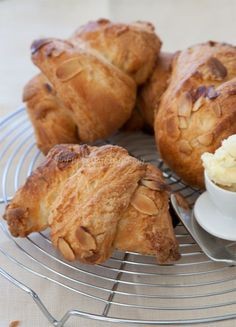 Gluten Free Pâte Croissant    http://bobbiesbakingblog.com/blog/2012/04/04/gluten-free-pate-croissant-perfect-passover/