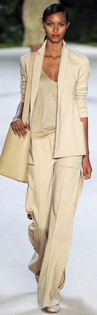♡Akris Ready-to-Wear Spring 2013