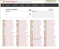 Online-Wörterbuch für viele Sprachen. Ist deine Sprache auch dabei?