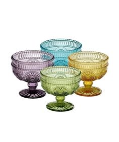 Ice Cream Dishes Glass | ice cream bowl sets