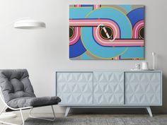 Artexpo New York: Curate your own collection.  Artwork by Fontaiña