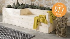 Tuin + bank = Tuinbank - Bekijk het klusadvies   KARWEI