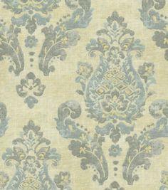 Home Decor Print Fabric-Waverly Gypsy Charm/Moonstone at Joann.com $30 sale