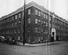 Quinault Apartments, 1954