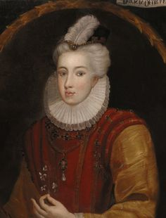 Marie of Cleves, Duchess of Guise by ? (location unknown to gogm) | Grand Ladies | gogm