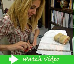DIY – How to Transform your Towels check this out http://elenaarsenoglou.com/diy-transform-your-towels/