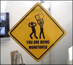 Being watched can be hazardous to your health.