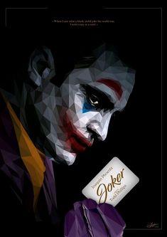 JOKER Avatar, Ocean Illustration, Joker Poster, Joker Art, Minimal Movie Posters, Joker And Harley Quinn, Picture Collection, Comic Artist, Comic Character