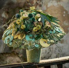 Я Флорист !!!!! Simple Flowers, Fall Flowers, Diy Flowers, Contemporary Flower Arrangements, Birthday Bouquet, Flower Frame, Ikebana, Event Decor, Flower Designs