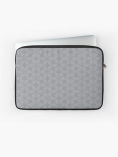 """Ultimate Gray #3"" Laptop Sleeve by Kettukas 
