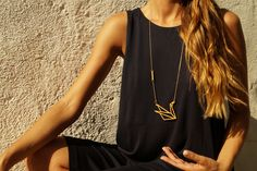 aphrodite necklace // wooden pendant - Aphrodite, Goddess of Love and Beauty, has been identified with grace and balance. Feel the beauty and the grace of a swan, Aphrodite's sacred bird! Aphrodite Goddess, Goddess Of Love, Swan, Bird, Tank Tops, Pendant, Cotton, Clothes, Beauty
