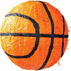 Jumbo Basketball Pinata 18in