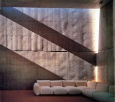 the best interior spaces from all over the world Tadao Ando, Ulsan, Best Interior, All Over The World, Stairs, Architecture, Space, Home Decor, Arquitetura