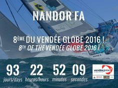 Spirit of Hungary - Nándor Fa -Vendée Globe 2016