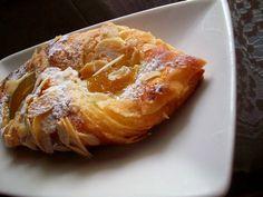 Oranais (croissant aux abricot)