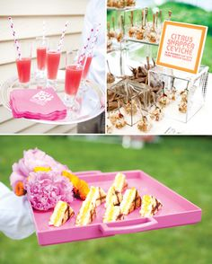 Pop into Summer Bright Backyard Party.