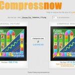 compressnow, otra excelente forma de reducir el tamaño de imágenes - http://www.cleardata.com.ar/internet/compressnow-otra-excelente-forma-de-reducir-el-tamano-de-imagenes.html