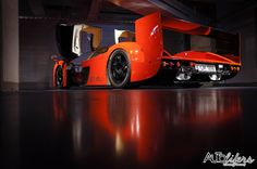 Take a look at the Only Toyota GT1 Road Car.....Ever