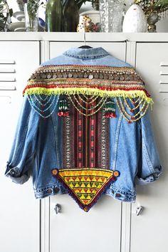 Kate Miss Billy jeans chaqueta por MissBillyNL en Etsy